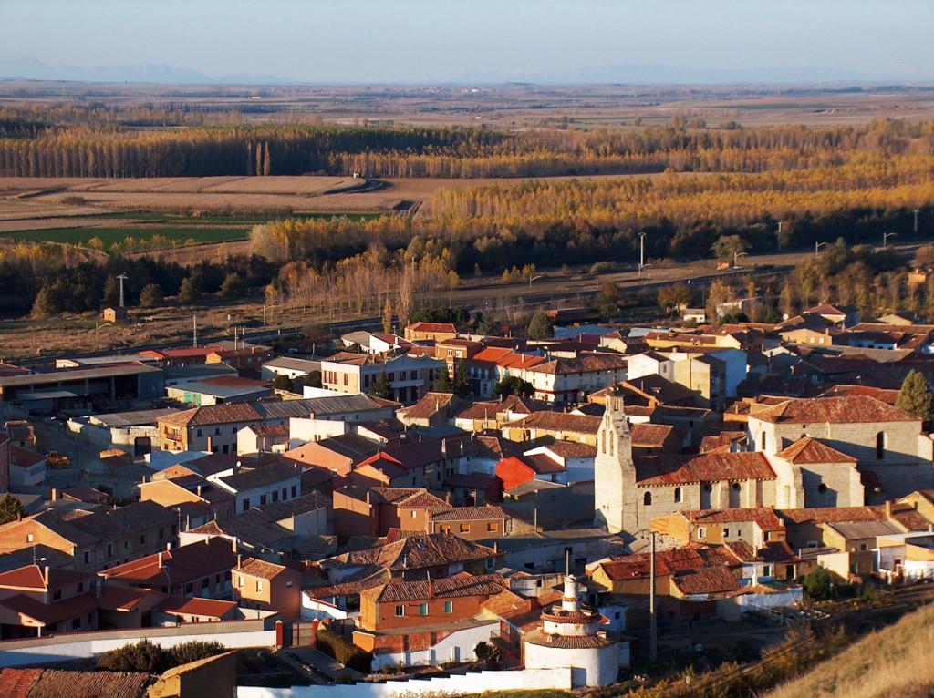 Vista Monzón de Campos