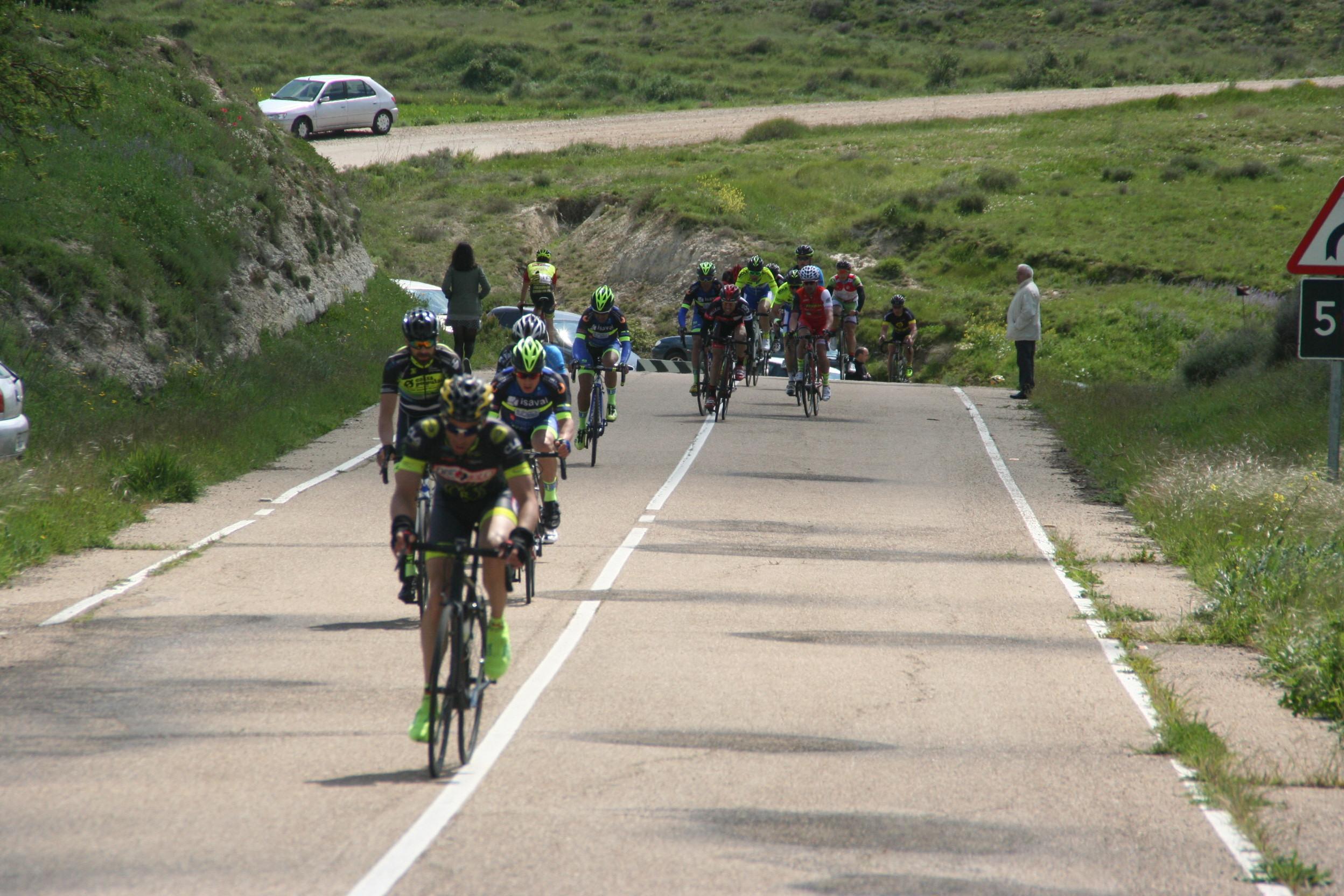II Trofeo Ciclista Master Monzón de Campos