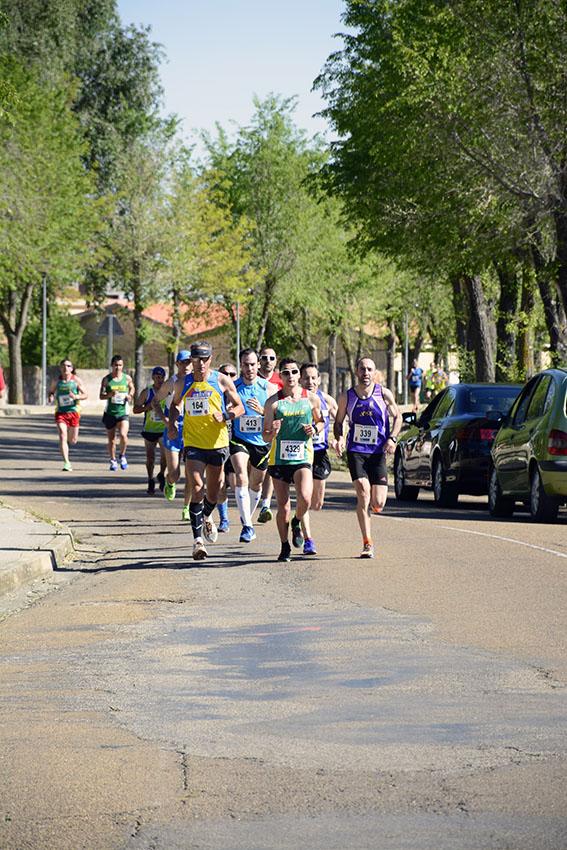 Carrera entre Castillos 2017